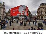 london  united kingdom  june... | Shutterstock . vector #1167489112