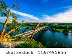 nature meets city   pennybacker ... | Shutterstock . vector #1167495655