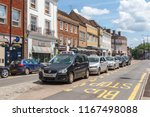 high wycombe  uk   3rd june... | Shutterstock . vector #1167498088