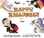 murder of terror done on the... | Shutterstock .eps vector #1167517678