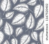 embroidery floral seamless... | Shutterstock .eps vector #1167520402