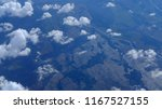 aerial view of clouds formation ... | Shutterstock . vector #1167527155