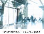 blur abstract duty free... | Shutterstock . vector #1167631555