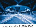 bangkok tunnel intersection...   Shutterstock . vector #1167645565