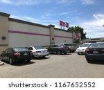 los angeles  july 21  2018 ... | Shutterstock . vector #1167652552