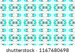 colorful seamless ornament for...   Shutterstock . vector #1167680698