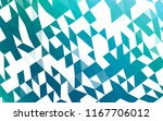 light blue  green vector... | Shutterstock .eps vector #1167706012