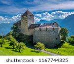 schloss vaduz castle ...   Shutterstock . vector #1167744325