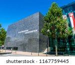 kunstmuseum museum of art ... | Shutterstock . vector #1167759445