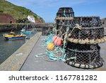 portgain  pembrokeshire uk  ...   Shutterstock . vector #1167781282