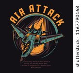 air attack illustration
