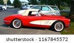 bromont quebec canada 08 22... | Shutterstock . vector #1167845572