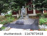 Monument To Peter Kropotkin. I...