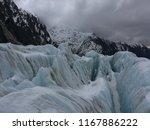 franz josef glacier  new...   Shutterstock . vector #1167886222