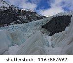 franz josef glacier  new...   Shutterstock . vector #1167887692