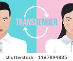 transgender and transsexual... | Shutterstock .eps vector #1167894835