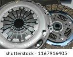 car clutch gear close up   Shutterstock . vector #1167916405