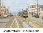 san francisco california  ... | Shutterstock . vector #1168035205