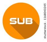 multimedia subtitle finder icons   Shutterstock .eps vector #1168043245