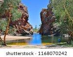 alice springs  nt  australia  ... | Shutterstock . vector #1168070242