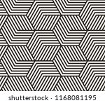 vector seamless pattern. modern ... | Shutterstock .eps vector #1168081195