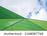 abstract image of the urban... | Shutterstock . vector #1168087768