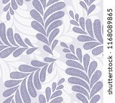 vintage embroidery floral...   Shutterstock .eps vector #1168089865