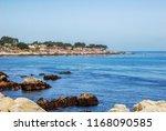 california coast pacific grove... | Shutterstock . vector #1168090585