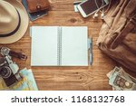 looking image of travelling... | Shutterstock . vector #1168132768