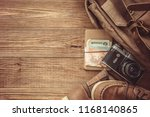 looking image of travelling... | Shutterstock . vector #1168140865