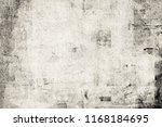 old newspaper background ... | Shutterstock . vector #1168184695