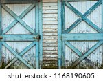 close up of vintage  weathered... | Shutterstock . vector #1168190605