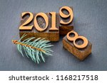 new year 2019 replacing the old ...   Shutterstock . vector #1168217518