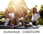 beautiful stylish  young girls... | Shutterstock . vector #1168251298