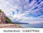 landscape of the olympos ...   Shutterstock . vector #1168279462