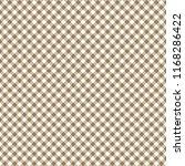 smooth diagonal gingham... | Shutterstock .eps vector #1168286422