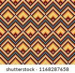 beading design  tribal design ... | Shutterstock .eps vector #1168287658