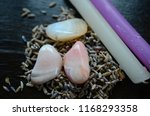3 pieces of tumbled carnelian.... | Shutterstock . vector #1168293358