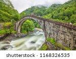 cifte bridge   turkish  cifte...   Shutterstock . vector #1168326535