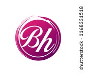bh initial splash logo template ...