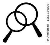 simple search vector icon....