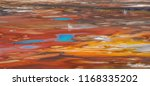 geysers  colorful hot springs ...   Shutterstock . vector #1168335202