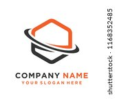 faster logo template vector | Shutterstock .eps vector #1168352485