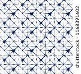 geo pattern  japanese kimono... | Shutterstock .eps vector #1168391602