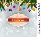 light grey blur background for... | Shutterstock .eps vector #1168408165