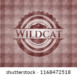 wildcat red seamless geometric... | Shutterstock .eps vector #1168472518