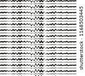 horizontal zig zag lines... | Shutterstock .eps vector #1168503445