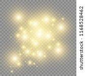 white sparks glitter special... | Shutterstock .eps vector #1168528462