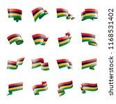 mauritius flag  vector... | Shutterstock .eps vector #1168531402
