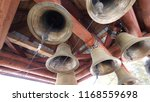 close up view of metal orthodox ... | Shutterstock . vector #1168559698